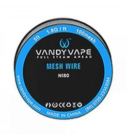 VANDYVAPE MESH WIRE - 5FT