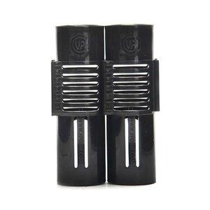 VPDAM LINKABLE 18650 BATTERY CASE - 4 PCS BLACK