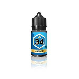 CROWN - 34 (APPLE CANDY) - 30ml