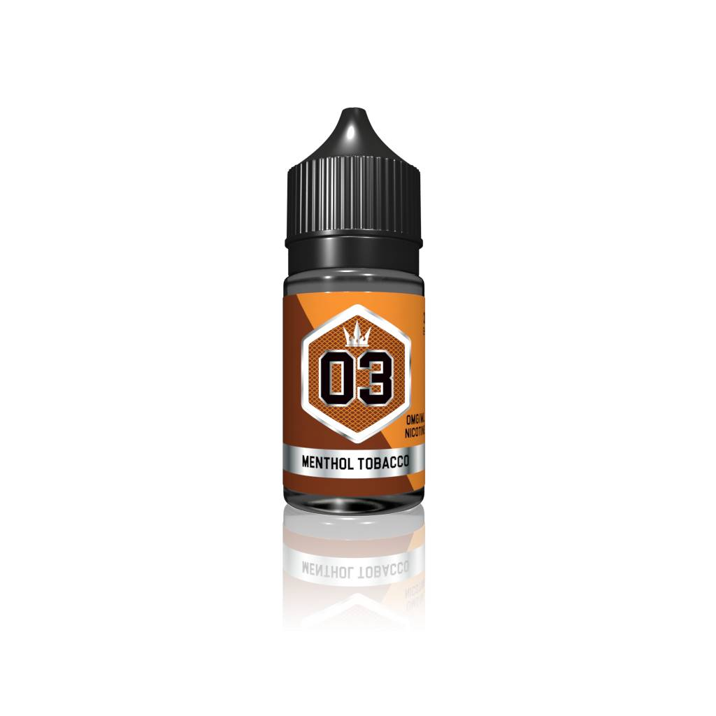 CROWN - 03 (MENTHOL TOBACCO) - 30ml