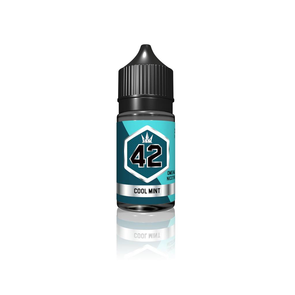 CROWN - 42 (COOL MINT) - 30ml