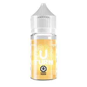 U-TURN - VANILLA CUSTARD - 30ml