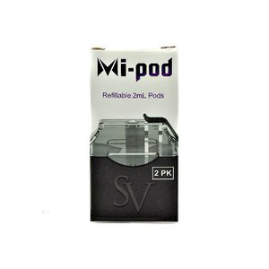 SMOKING VAPOR SMOKING VAPOR MI-POD REPLACEMENT POD - 2 PACK