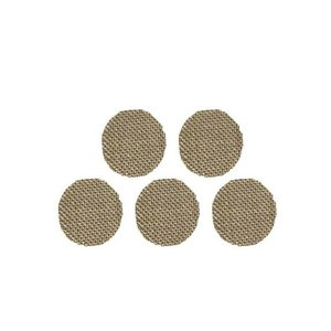 VIVANT VIVANT VLEAF STAINLESS MESH SCREEN - 5 PACK