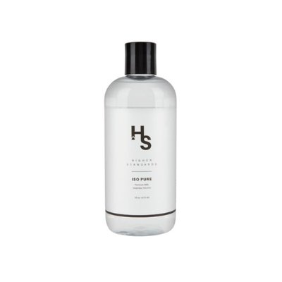 HIGHER STANDARDS - ISO PURE - 16oz BOTTLE