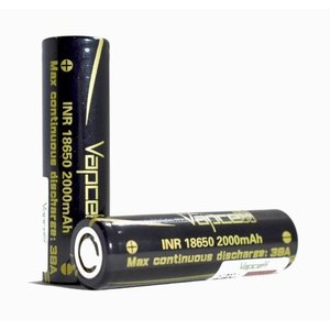 VAPCELL VAPCELL 2800mah SONY VTC5D 18650 - SINGLE BATTERY