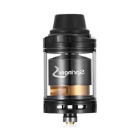 TIGERTEK SPRINGER S 24mm RTA - Black