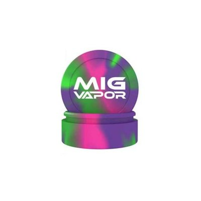 MIG VAPOR SILICONE WAX CONCENTRATE STORAGE JAR