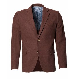 Abito James - Burgundy Sport Jacket by Abito