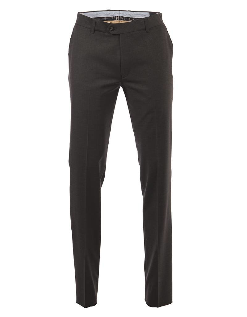 Modern Fit Pant by Vision - Charcoal
