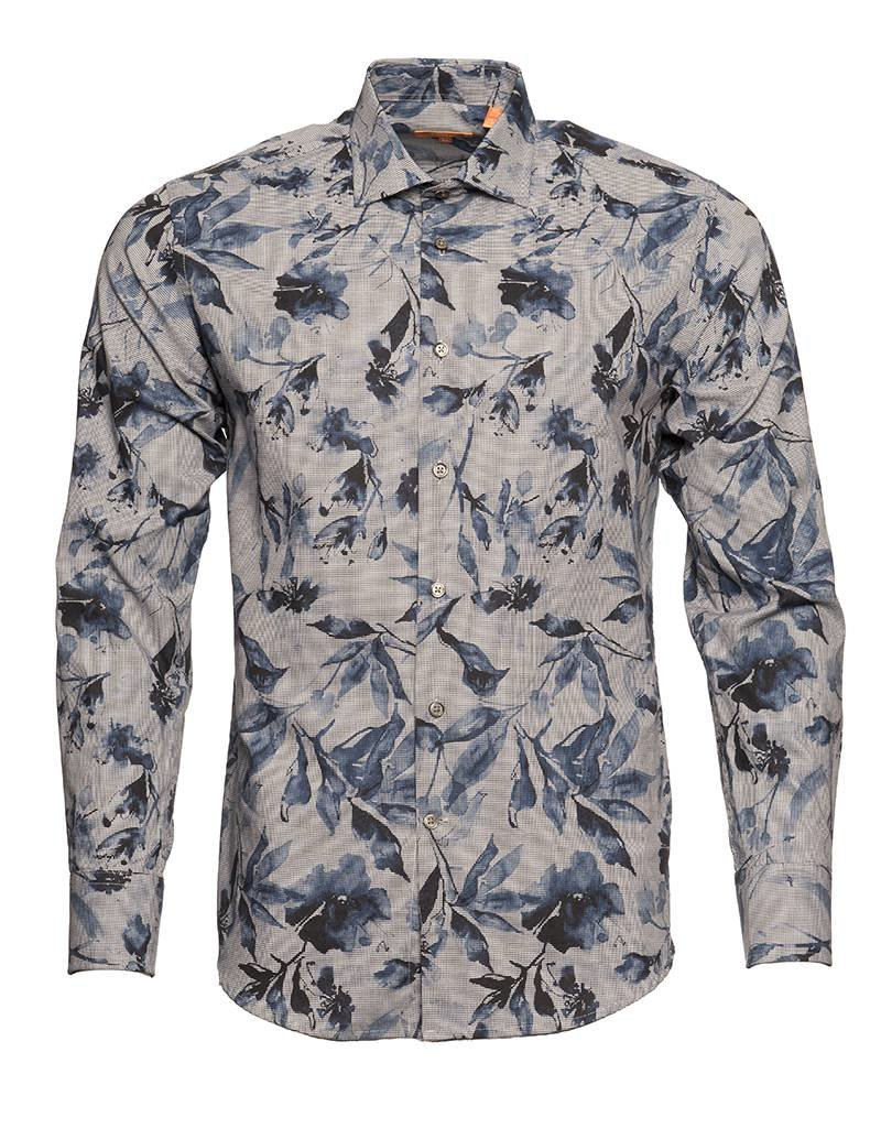 Tallia Flowers & Fashion Shirt by Tallia