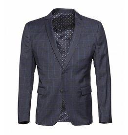 Marco Kova - Blue Glen Plaid Sport Jacket by Marco