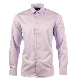 Polifroni BLU Semi-Fitted Shirt in Light Purple by BLU from Polifroni