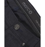Marco Aviator Blue Stretch Pant by Marco