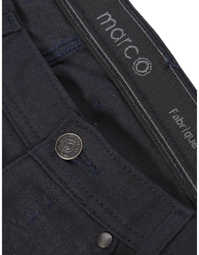 Marco Marco - Aviator Blue Stretch Pant (Boréal)