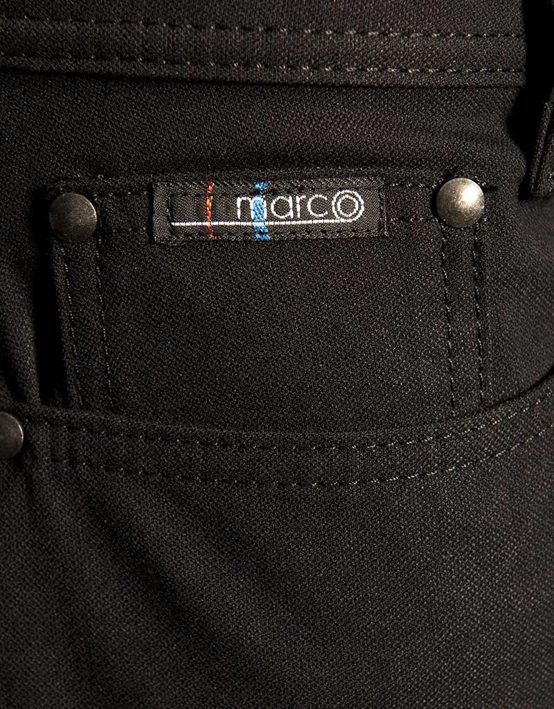 Marco Marco - Black Stretch Pant (Boréal)