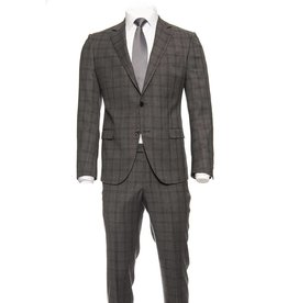 Not Your Father's Suit Not Your Father's Suit Charcoal Check (42119)