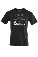 HXGN HXGN - Made in Canada - Bamboo Stretch Slim Fit T-Shirt