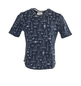 Report Collection Report Nautical Motif T-Shirt (246413)