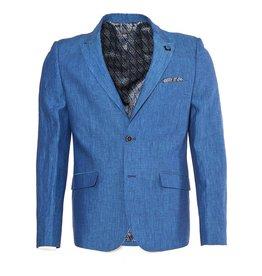 Lief Horsens Bright Blue Sport Jacket (Stone 2610)