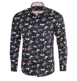 IZAC 4 MEN Summer Flowers (1168-11-2)