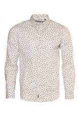 Matinique Matinique Micro Dots Trostol Fit Slim Shirt (30201656)