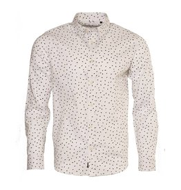 Matinique Matinique Micro Dots Trostol Fit Slim Shirt