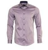 Venti Venti Lilac Slim Fit Dress Shirt (172661800)