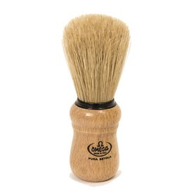 Omega - Bear Bristle Shaving Brush