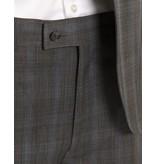 DKNY Slim Grey Glen Check Summer Suit (DEKA12Y1114)