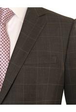 Not Your Father's Suit Not Your Father's Suit Grey Window Pane Suit (54099)