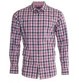 Polifroni BLU Polifroni BLU Summer Purple Check Shirt (1745035)