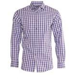 Polifroni BLU Polifroni BLU Purple Fitted Summer Shirt (G1745206)