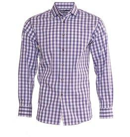 Polifroni BLU BLU by Polifroni Purple Fitted Shirt