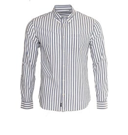 Matinique Matinique Trostol Blue Stripe Summer Shirt (30201643)
