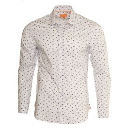 Tallia Tallia Flamingo Summer Shirt (T6527)