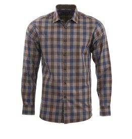 Polifroni BLU BLU by Polifroni - Casual Check Shirt