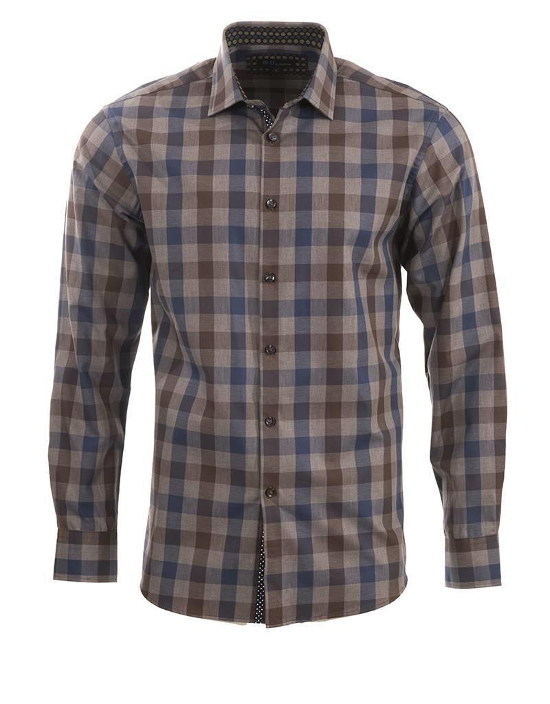 Polifroni BLU Polifroni BLU Check Shirt (B1745068)
