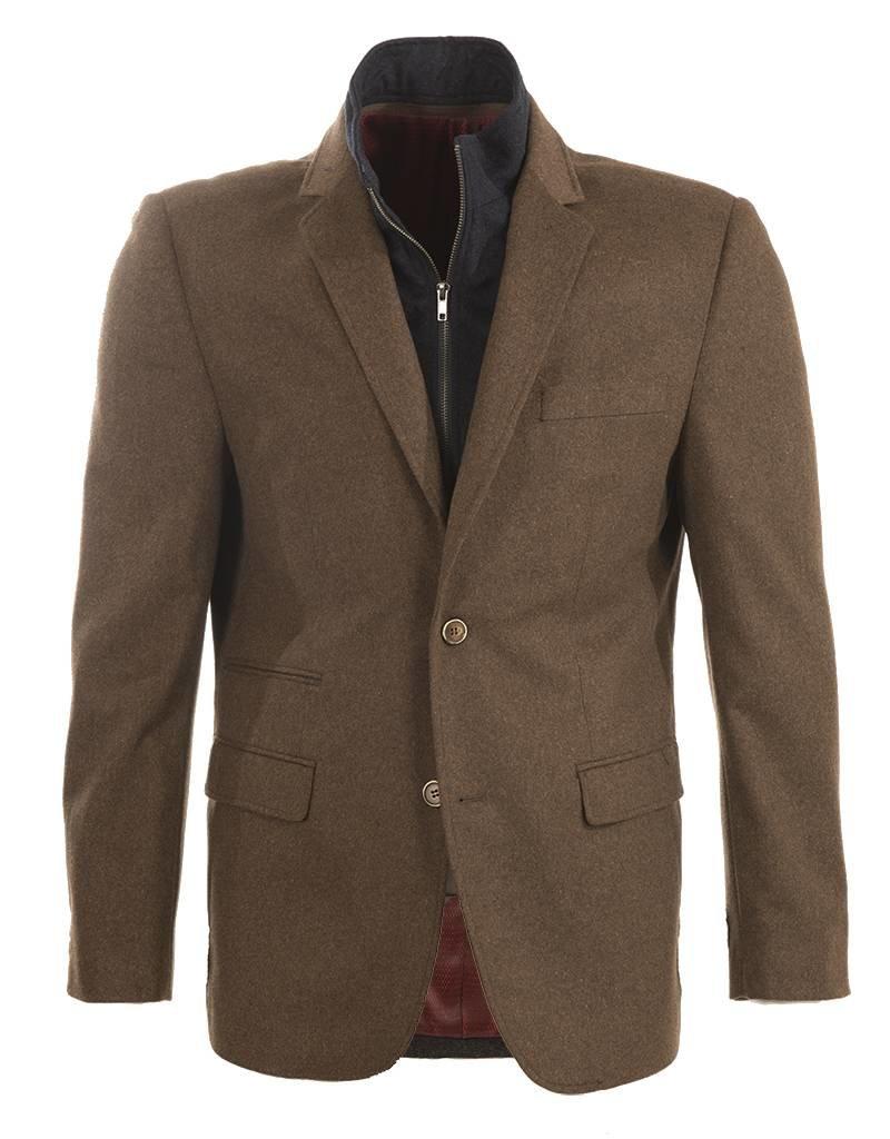 Marco Marco - Zodiac Sport Jacket in Cognac (J 113-Zodiac)