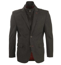 Marco Marco - Zodiac Sport Jacket in Charcoal Grey