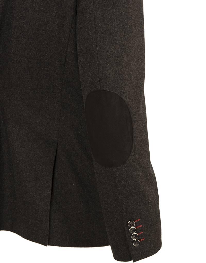 Marco Marco - Zodiac Sport Jacket in Charcoal Grey ( J 113-Zodiac)