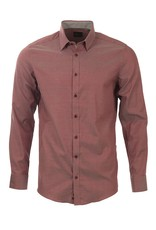 Venti Venti - Fitted Red Shirt (172815700)
