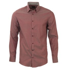 Venti Venti - Fitted Red Shirt