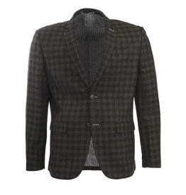 Marco Marco - Grey/Black Check Sport Jacket