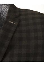 Marco Marco - Grey/Black Check Sport Jacket (J  136 Harold)