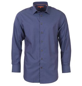 Tallia Tallia - Bright Blue Fall Shirt