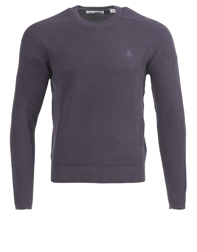 Original Penguin Original Penguin - Waffle Sweater (OPGF7014)