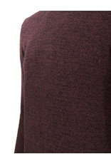 Matinique Matinique - Triton Sweater in Navy or Wine (30202241)