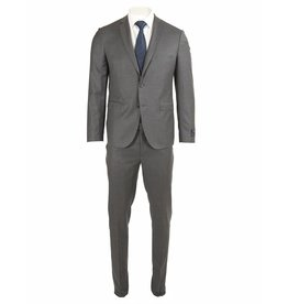 Paul Betenly Paul Betenly Griffin Slim Suit in Grey