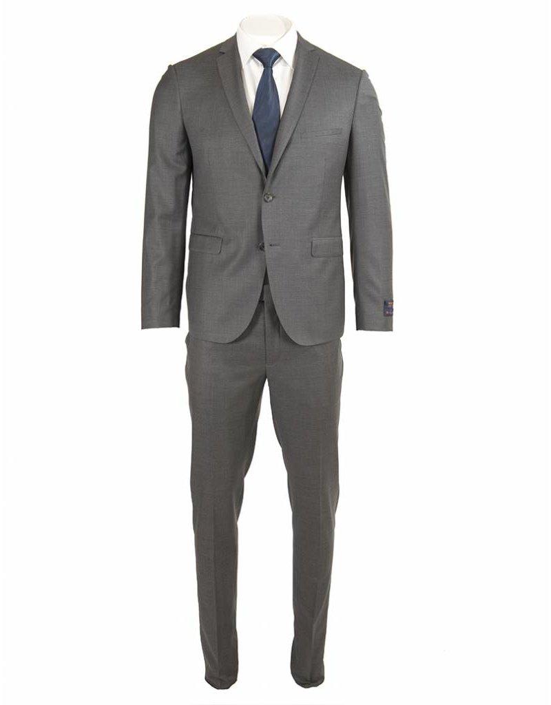 Paul Betenly Paul Betenly Griffin Slim Suit in Blue